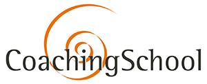 CoachingSchool Logo mit Unternehmensnamen
